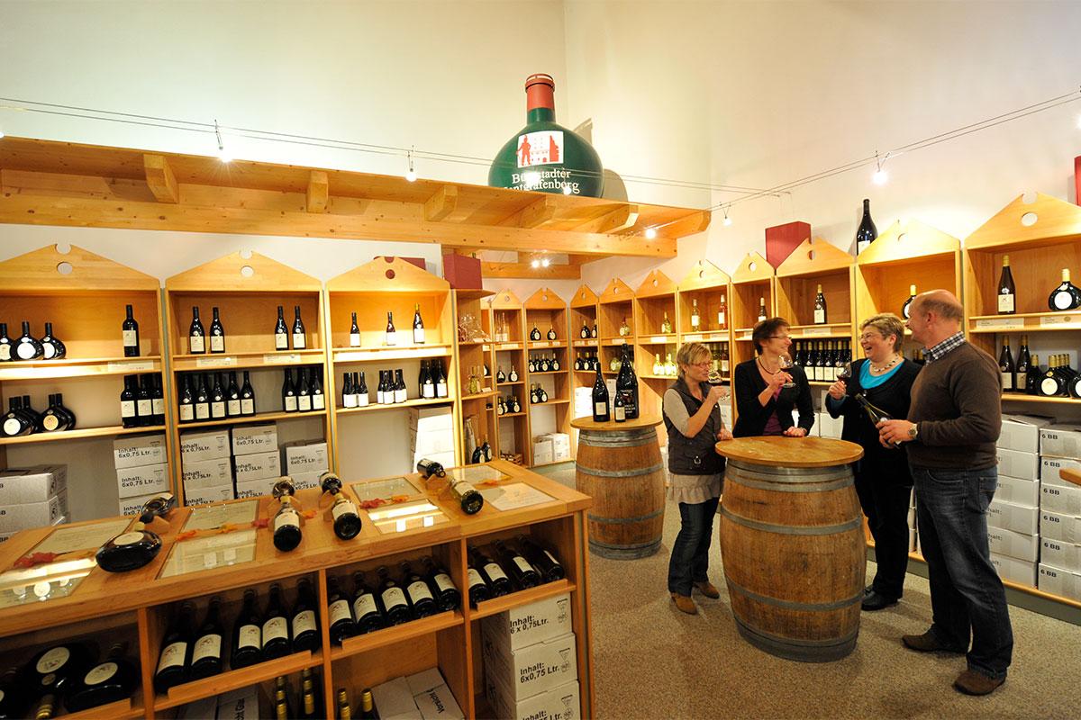 Weingut in Churfranken