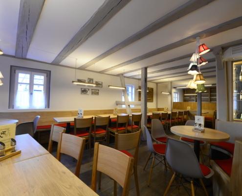 Neuberger Häckerwirtschaft in Bürgstadt